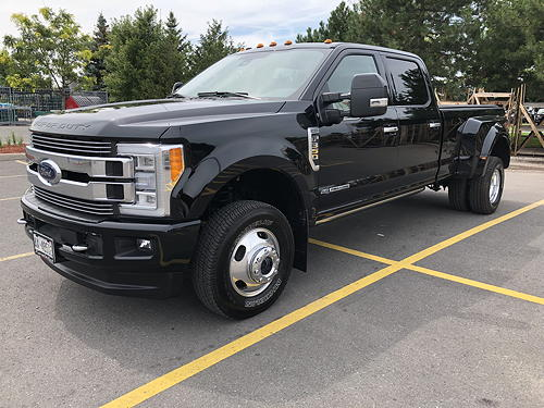 Our Ford F-350 Super Duty Truck